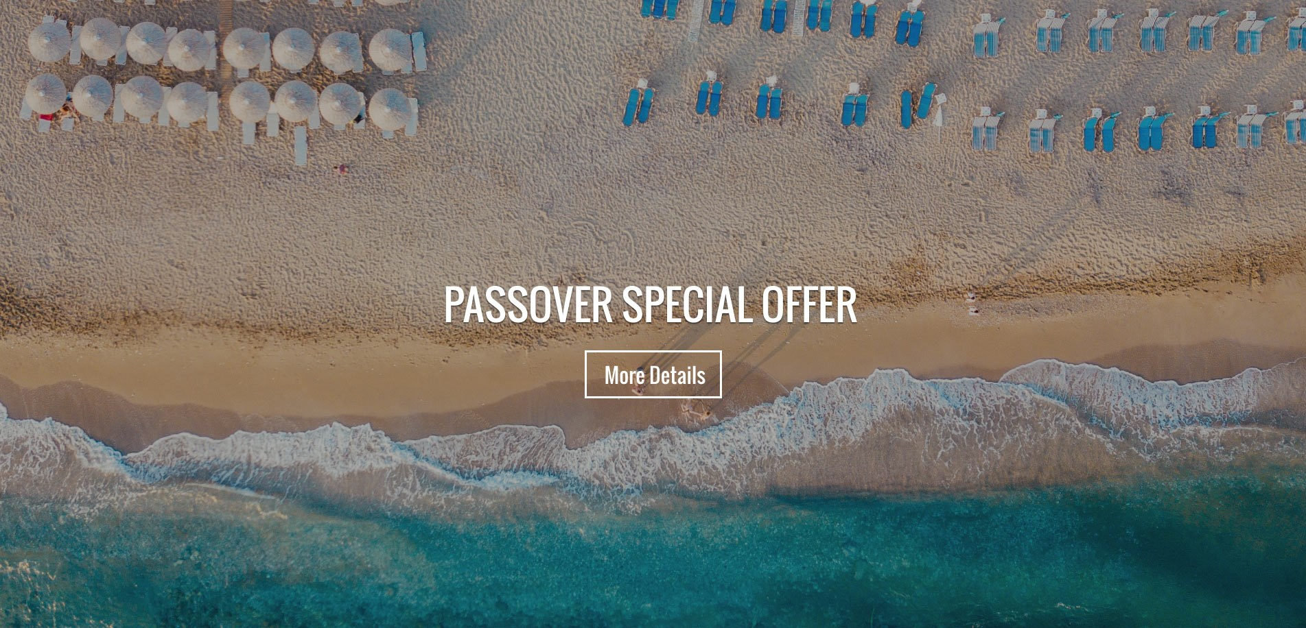 Passover special offer